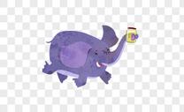 萤火虫大象图片
