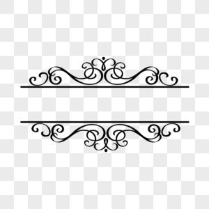 欧式花纹底纹图片