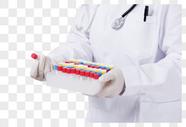 护士检验检疫底图图片
