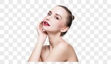 外国美女美妆展示图片