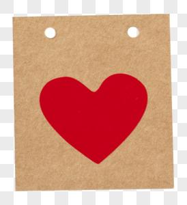 爱心卡片图片