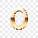 数字0字体设计图片