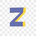 英文字母Z字体设计图片