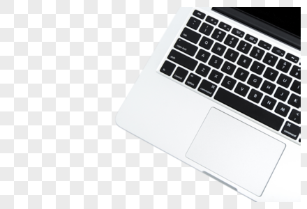 笔记本电脑摆拍图片
