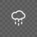 下雨图标图片