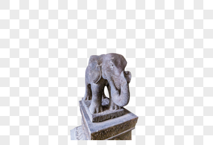 动物石雕图片