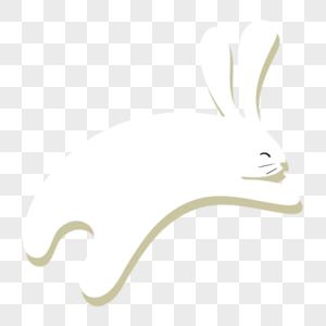 可爱兔子图片