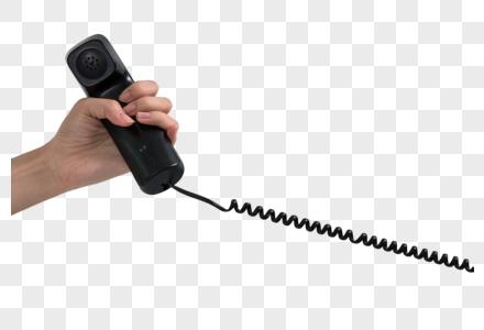 接打电话动作图片