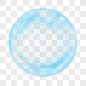 透明水泡气泡图片
