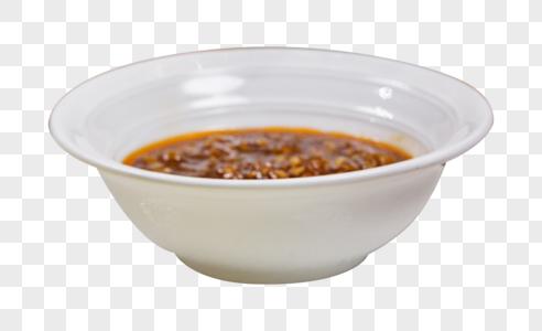 白瓷碗图片