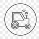 原创货车图标图片