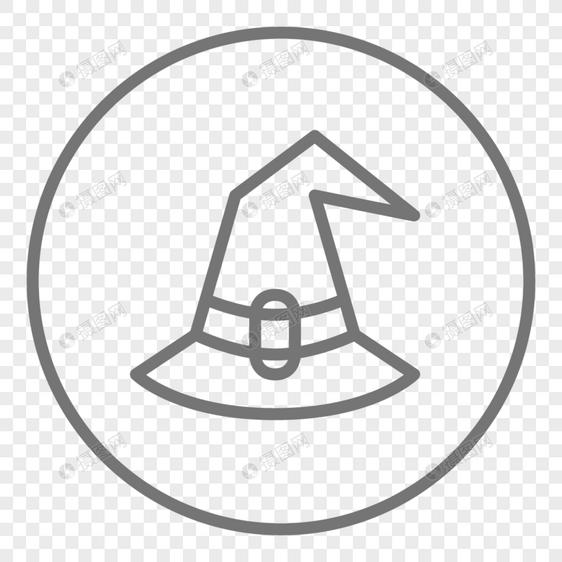 原创帽子图标元素素材ai格式_设计素材免费下载_vrf