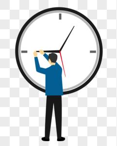 时间管理图片