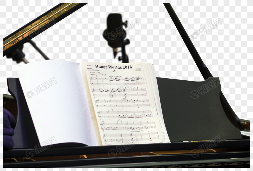 音乐乐谱图片