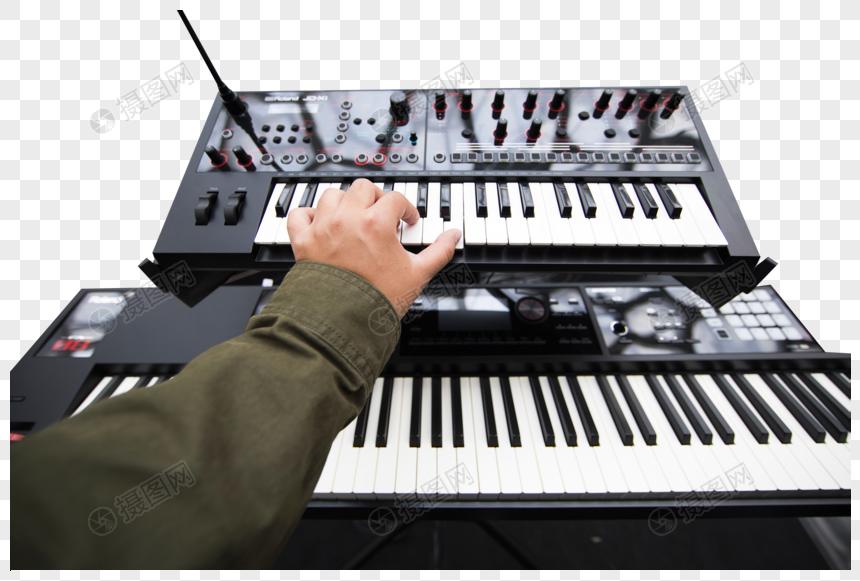 乐器电子琴图片