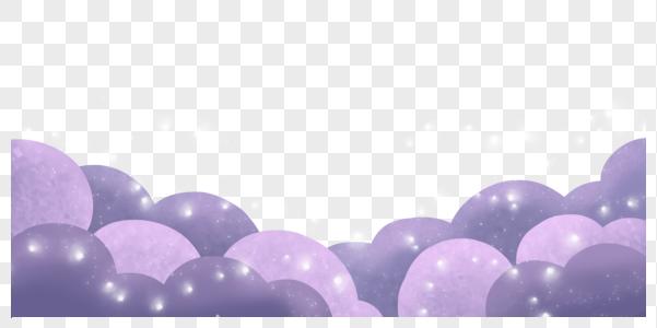 云装饰边框图片