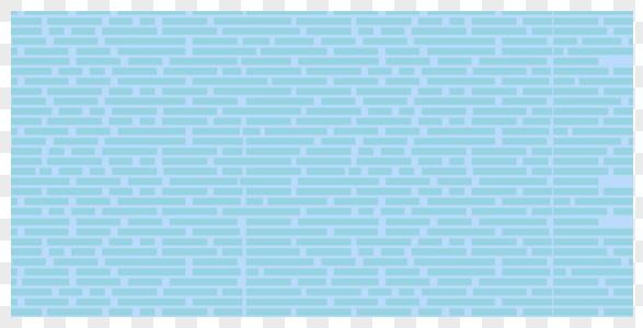 蓝色砖纹背景图片
