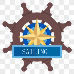 航海徽章图片