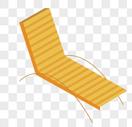2.5D躺椅图片