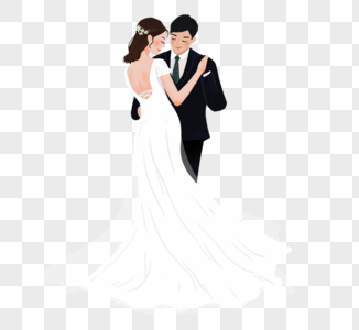 结婚拍婚纱照图片