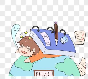 作业压力图片