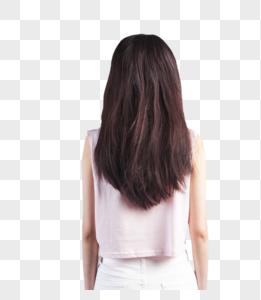 女性头发图片