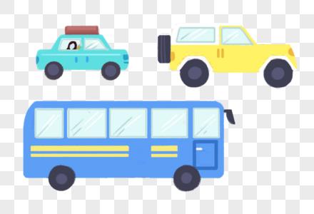 交通工具汽车大巴图片