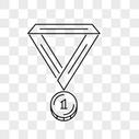 原创奖章图标图片