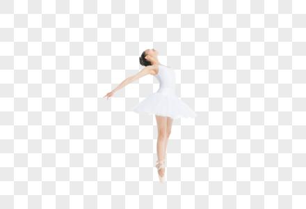 优雅的芭蕾舞美女图片