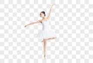 芭蕾舞美女跳舞图片