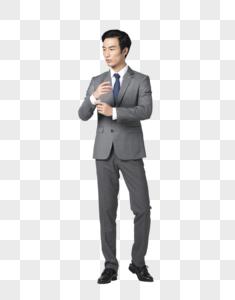 商务男士图片