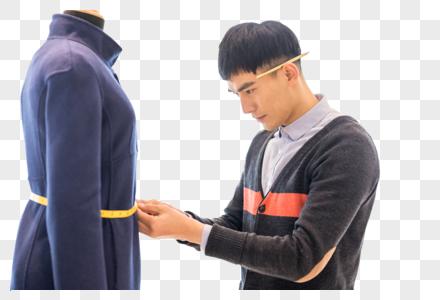 服装设计是测量设计衣服图片