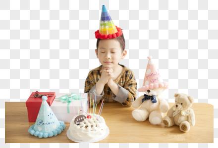 女孩过生日图片