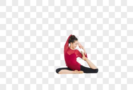 标准舞蹈美女图片