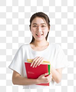 青春女大学生报数图图片