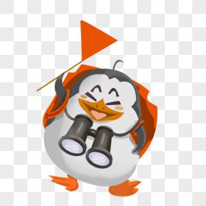 企鹅宝宝图片