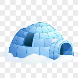 冰房子图片