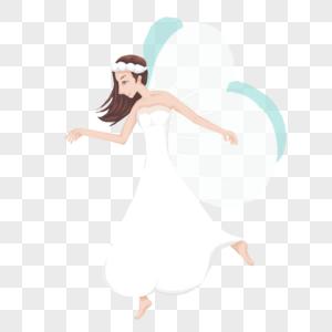 女天使图片