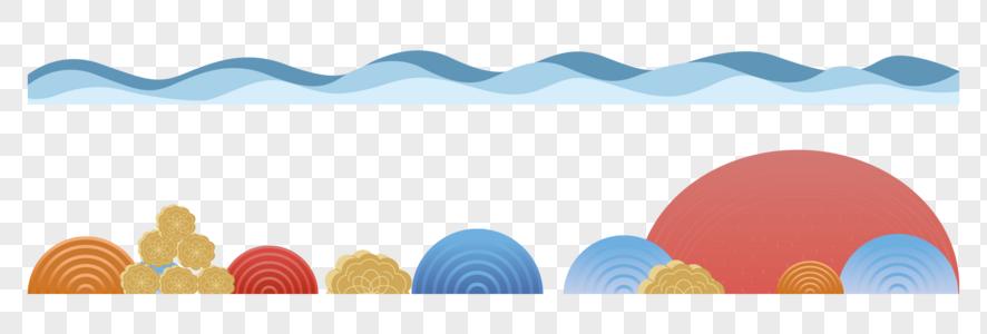 中秋节边框图片
