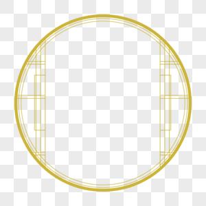 中国风线框图片