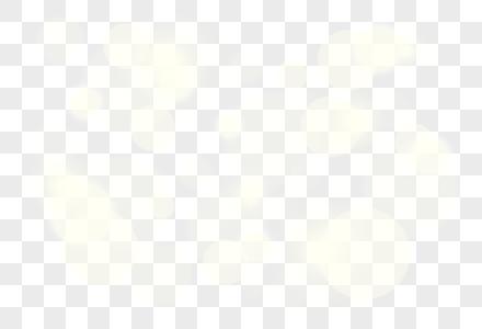 白色灯光效果图片