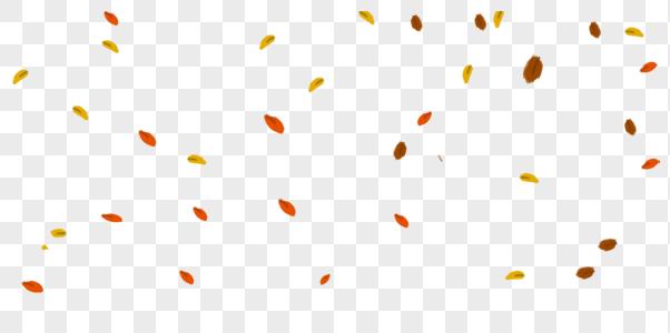 树叶点阵图片