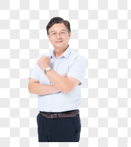 中年商务人士图片