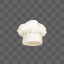厨师帽图片