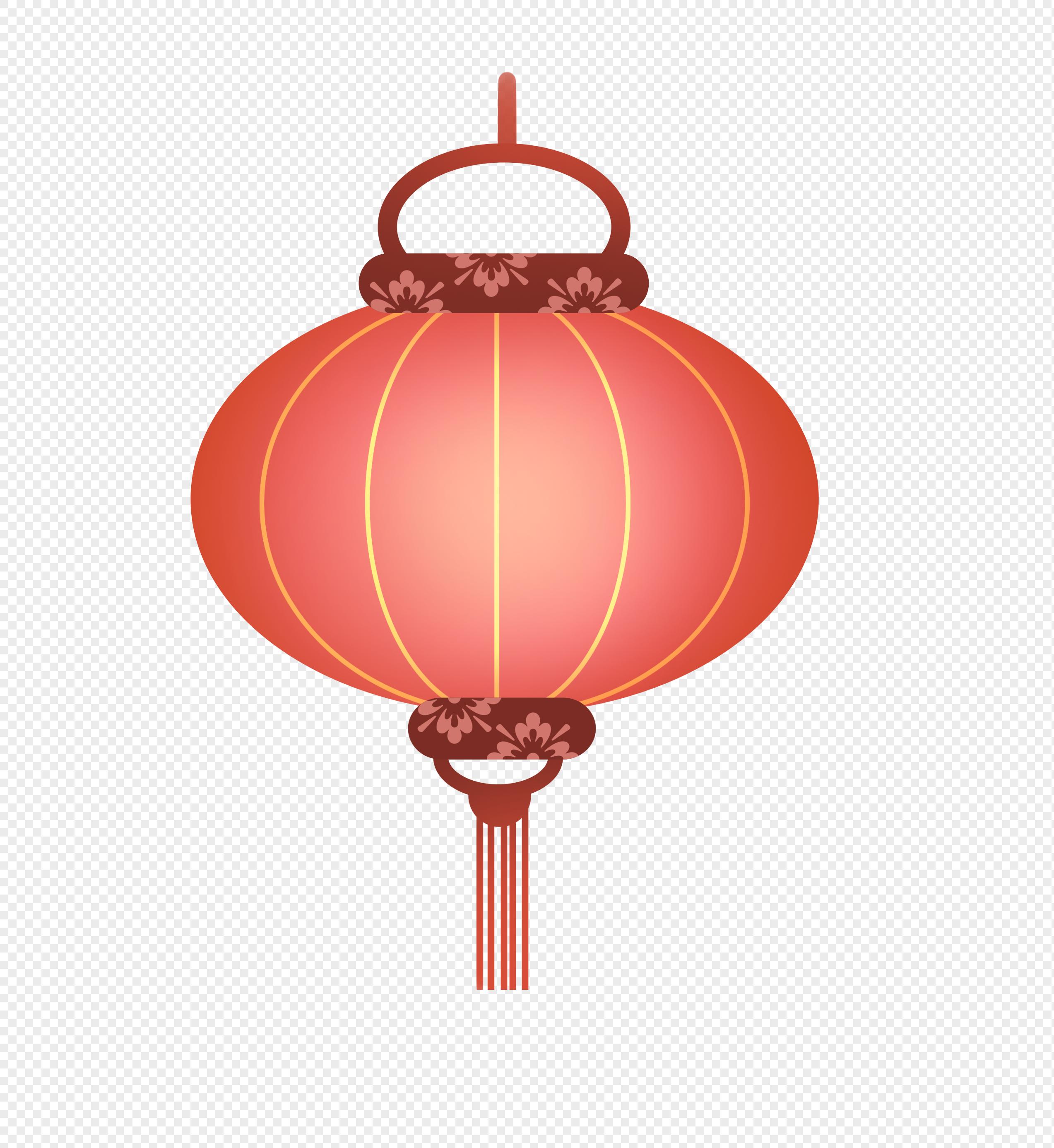 灯笼元素素材png格式_设计素材免费下载_vrf高清图片