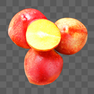 新鲜油桃图片