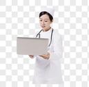 医生护士交流底图图片
