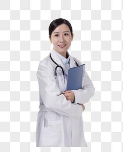 医生护士形象照片底图图片