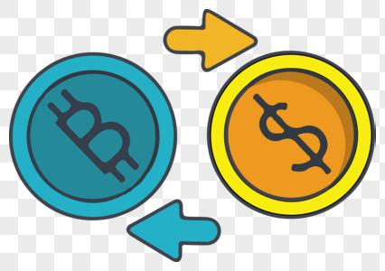 货币转换图片