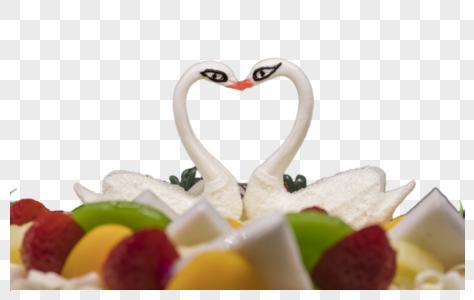 代表爱情的蛋糕图片